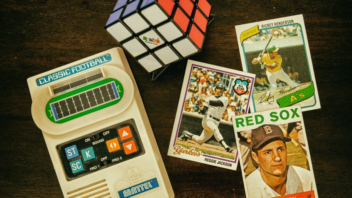 Your baseball cards are about to skyrocket in value!